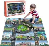Boy Toy Game Car Map