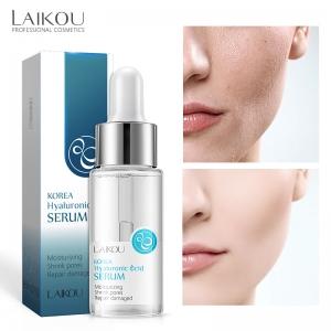 Moisturizing skin care 15ml hyaluronic acid serum