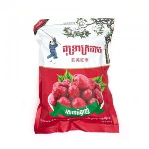 ពុទ្រាក្រហមក្រៀម - Dry Red Jujube 1Kg