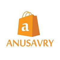 Anusavry Mall Logo